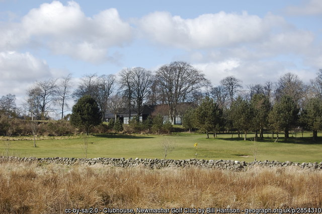 Newmachar Golf Course