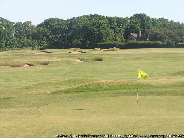 North Foreland Golf Club