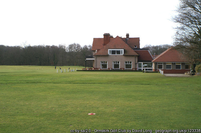 Ormskirk Golf Course