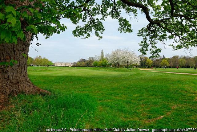 Peterborough Milton Golf Course