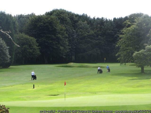 Pleasington Golf Course