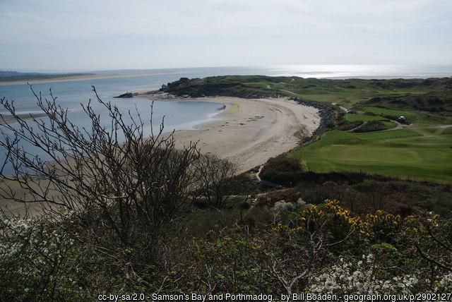 Porthmadog Golf Course