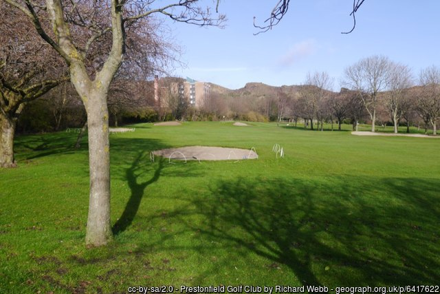 Prestonfield Golf Course