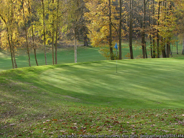 Puttenham Golf Course