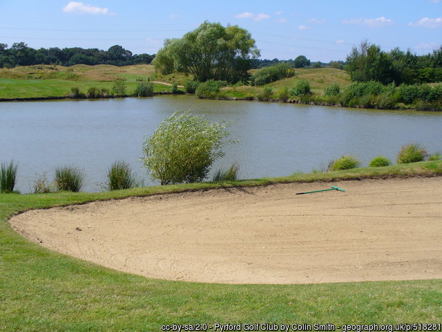 Pyrford Golf Course