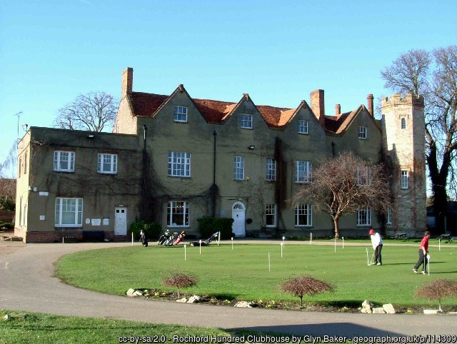 Rochford Hundred Golf Club