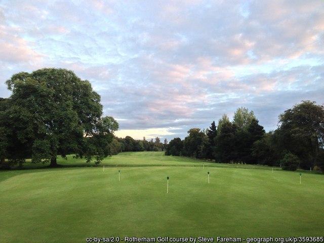 Rotherham Golf Course