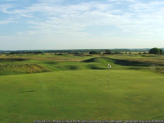 Royal Cinque Ports Golf Course