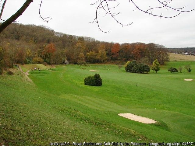 Royal Eastbourne Golf Course
