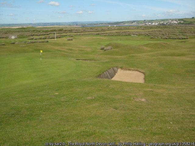 Royal North Devon Golf Course