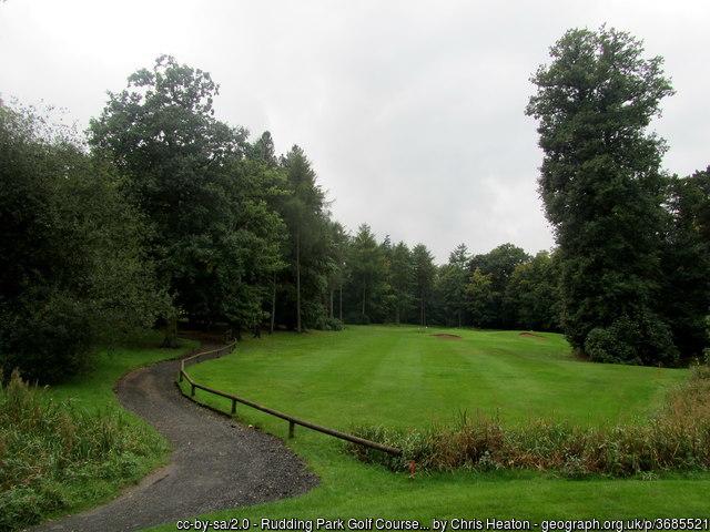 Rudding Park Golf Course
