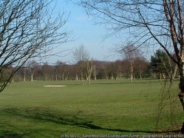 Sand Moor Golf Course