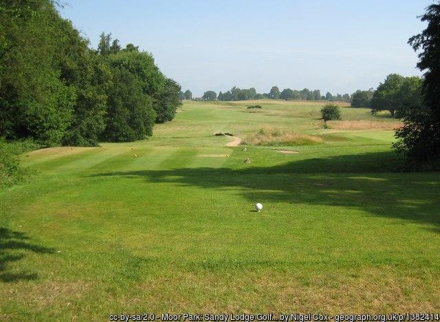 Sandy Lodge Golf Course