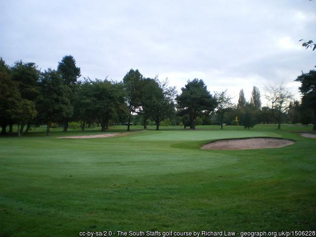 South Staffs Golf Course