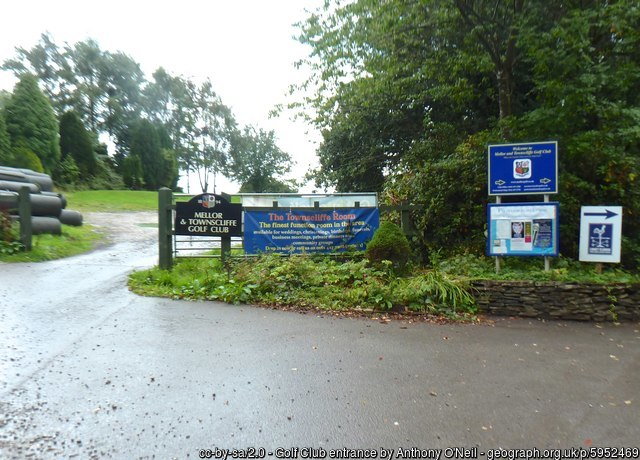 Stockport Golf Course