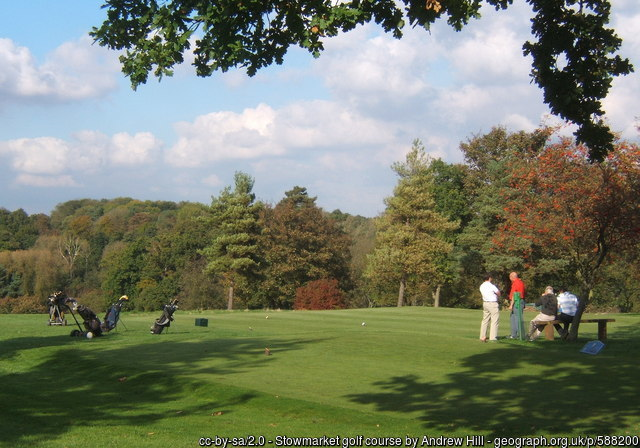 Stowmarket Golf Course