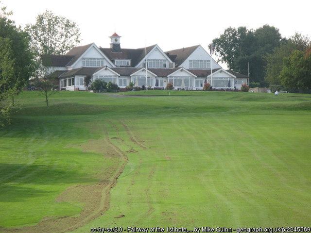 Sundridge Park Golf Course