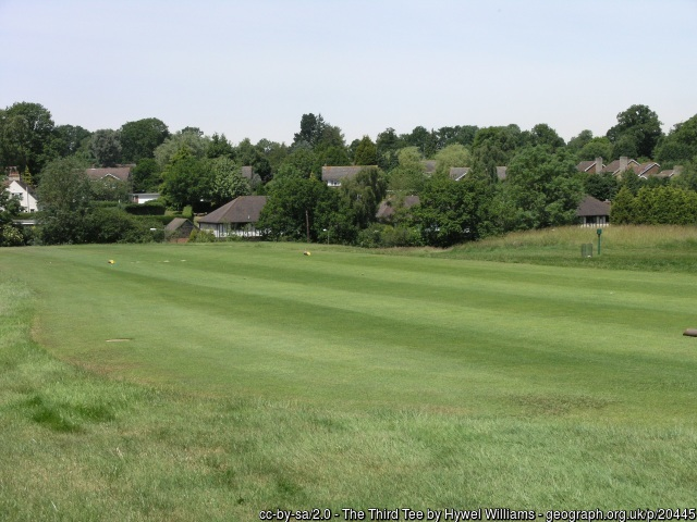 Surrey Downs Golf Club