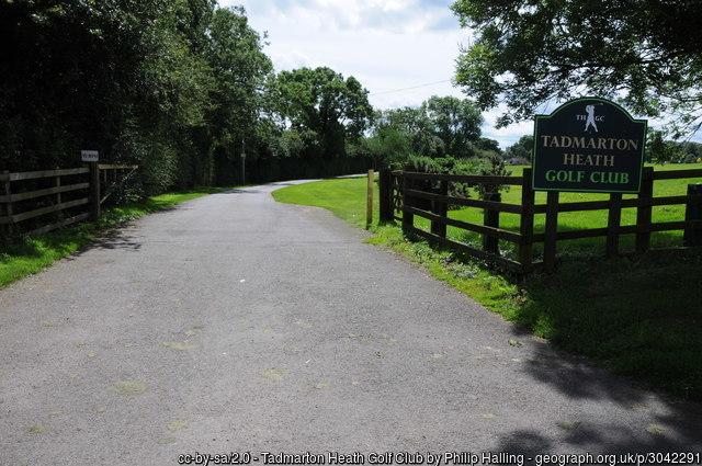 Tadmarton Heath Golf Course