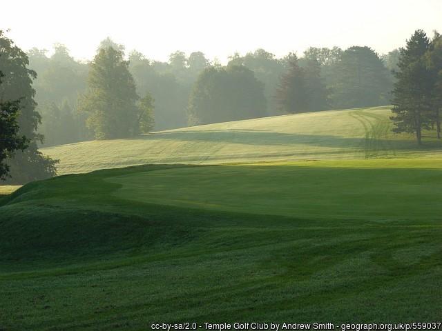 Temple Golf Course