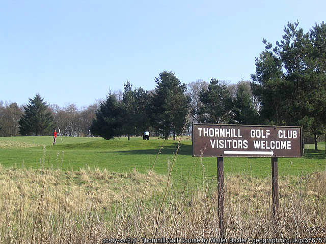Thornhill Golf Course