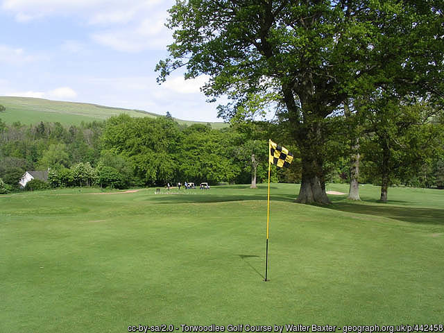 Torwoodlee Golf Course