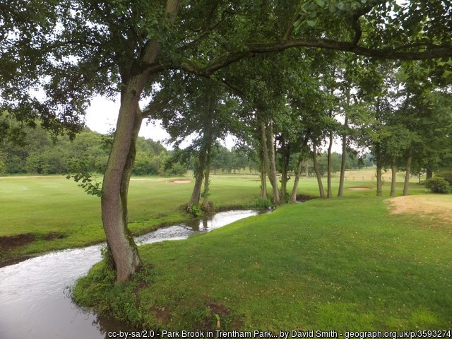 Trentham Park Golf Course
