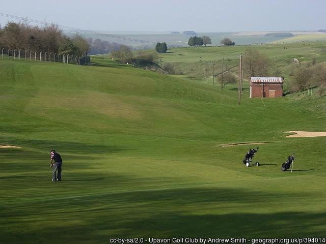 Upavon Golf Course