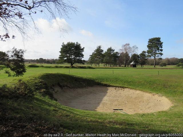 Walton Heath Golf Course