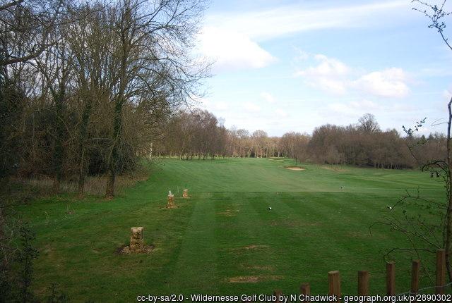 Wildernesse Golf Course