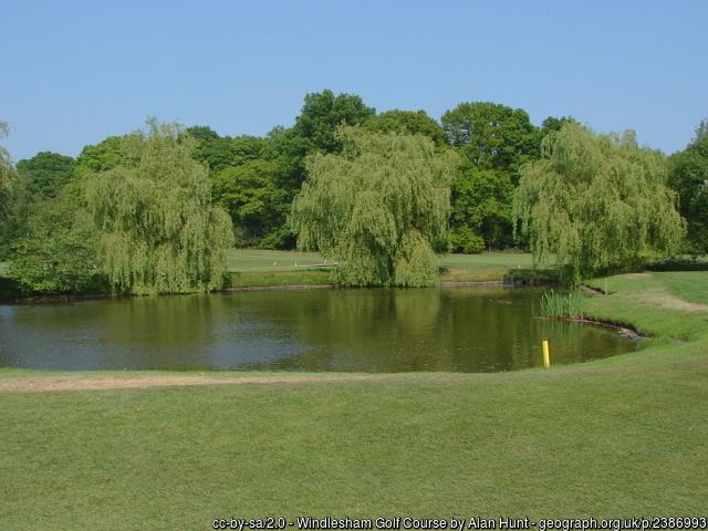 Windlesham Golf Course