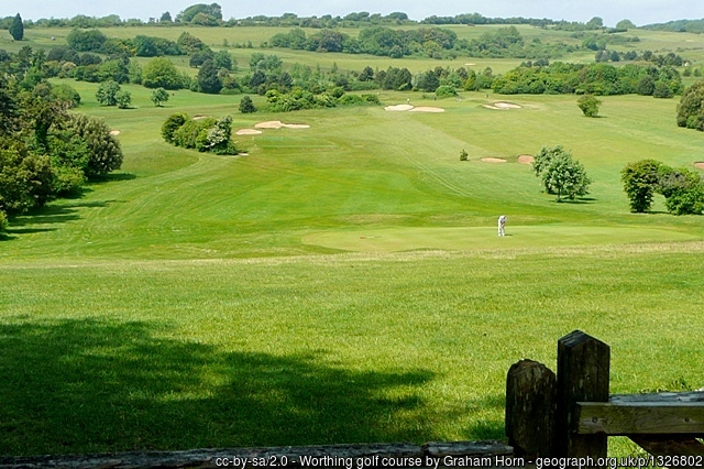 Worthing Golf Course