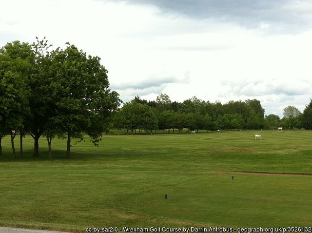 Wrexham Golf Course