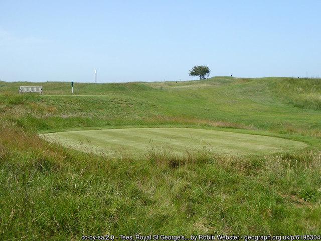 Royal St Georges Golf Club