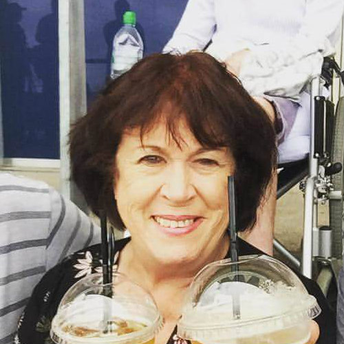 a photo of Gillian Bouwer, our chef and head of hospitality