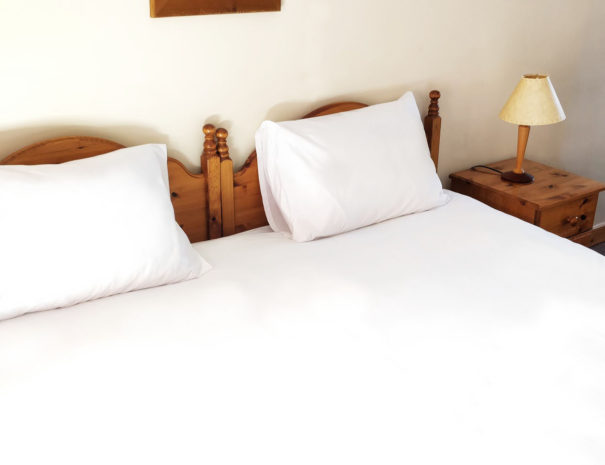 another shot of one of our double rooms at our B&B in Glencolmcille