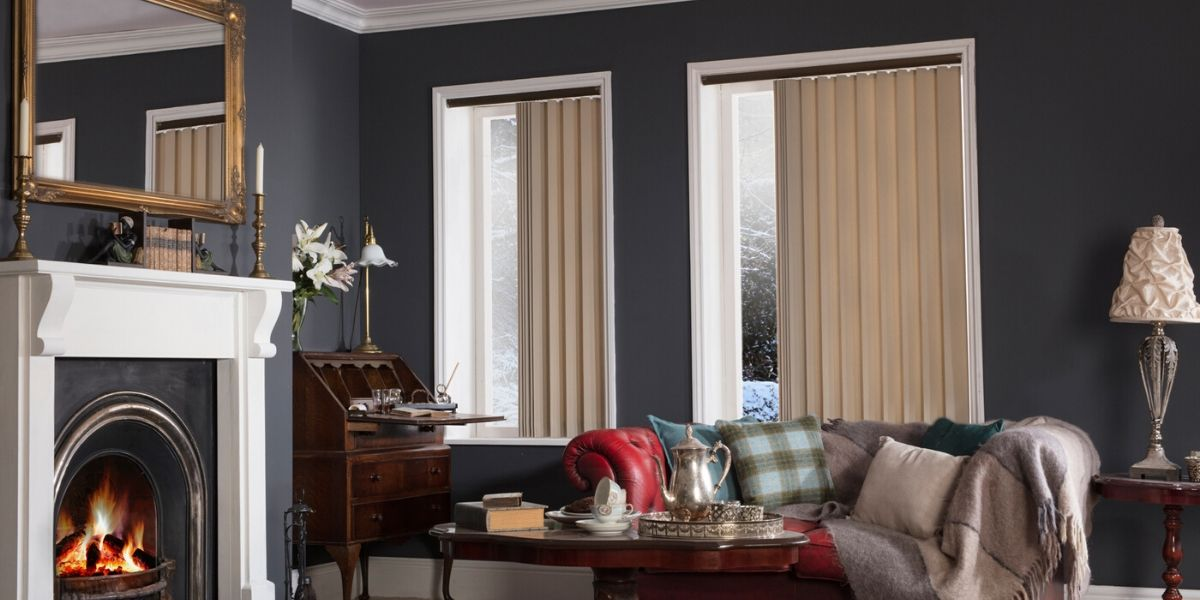 Vertical Blinds | Leamington Spa | Oxford | Swindon