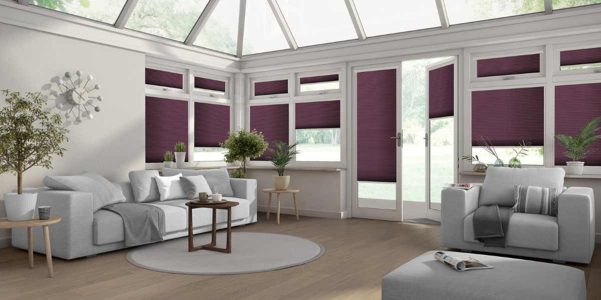 Conservatory Blinds Warwickshire Leamington Spa