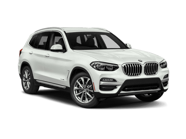 BMW-X3-bianco