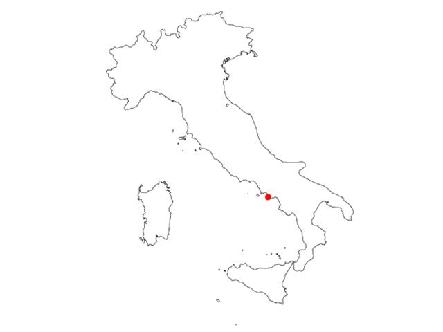 MAP NAPOLI COSTIERA AMALFITANA