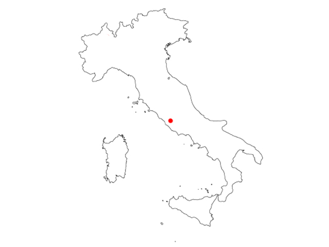 MAP ROMA