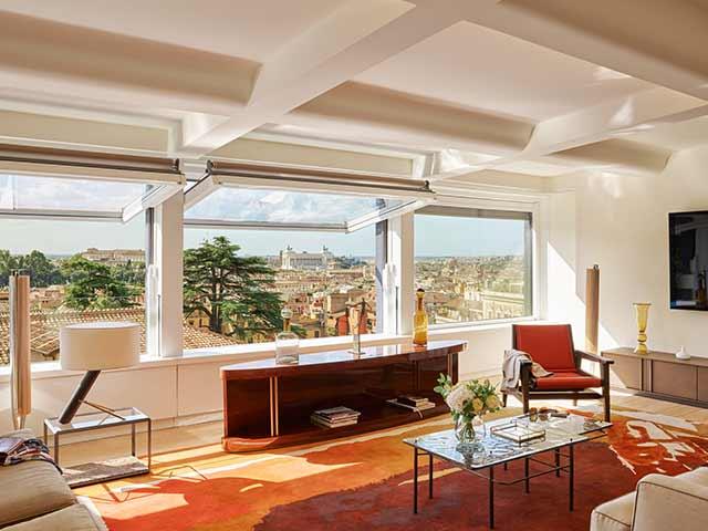 HOTEL EDEN ROME - LAZIO