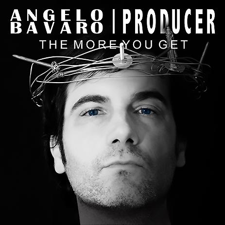 The More You Get _AlbumCover