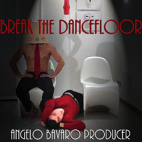 Break The Dancefloor _AlbumCover