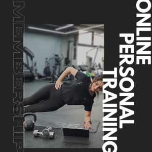 Online Personal Training Membership