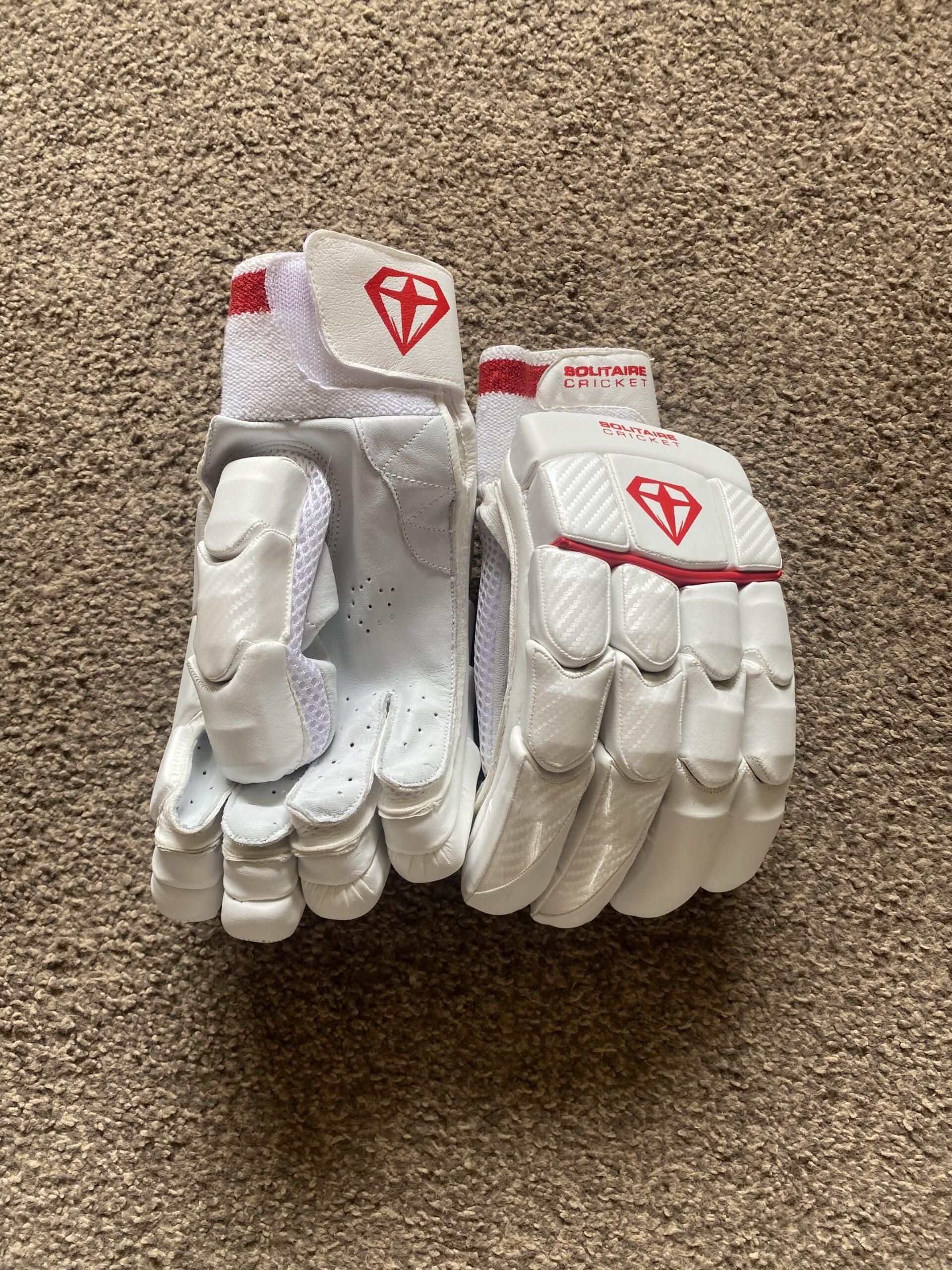 Solitaire Batting Gloves