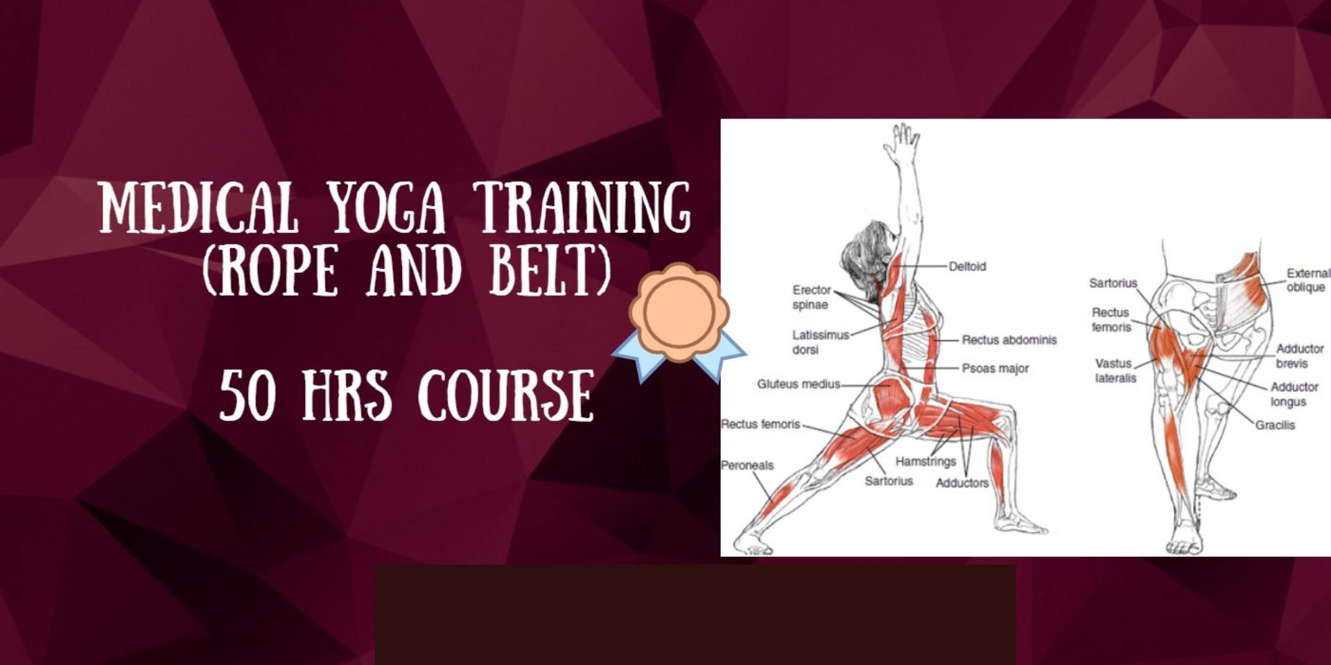 Medical Yoga Course MYT