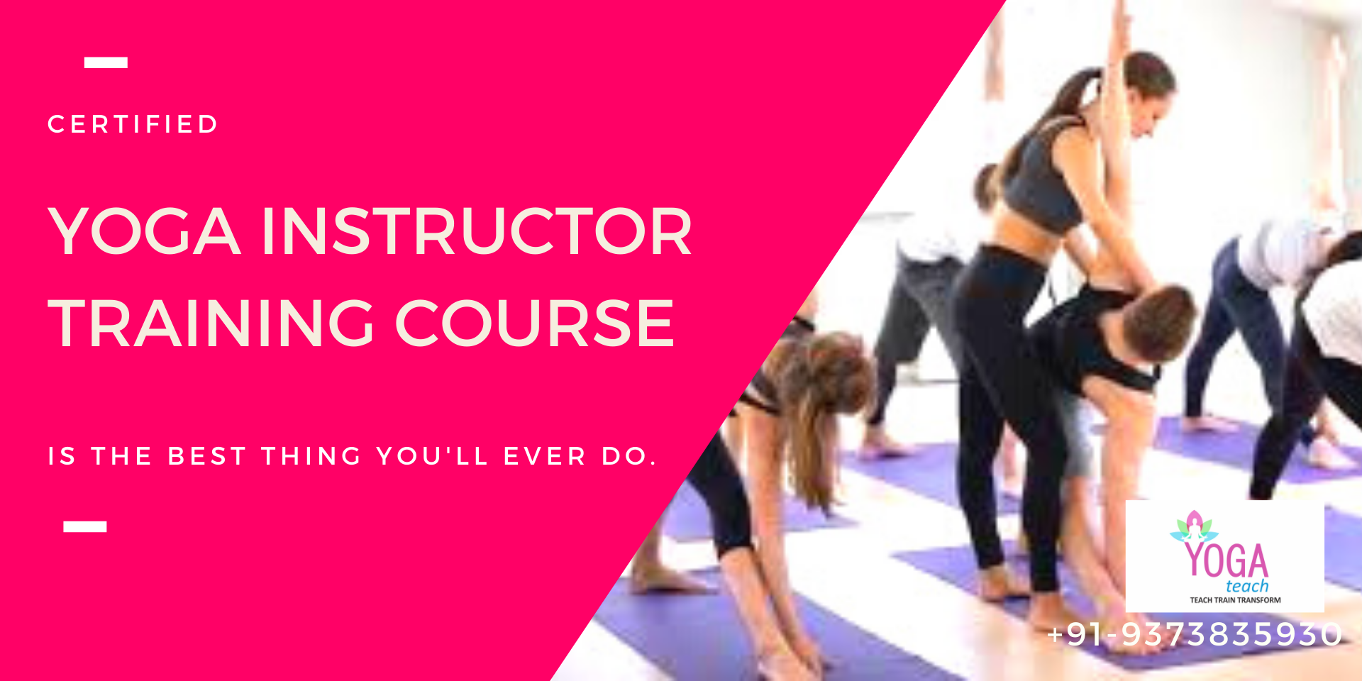 Yoga Instructor Teacher Training Courses In Pune