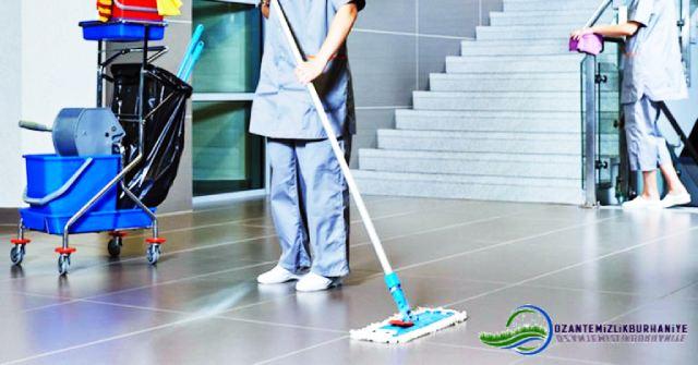 Burhaniye temizlik şirketi