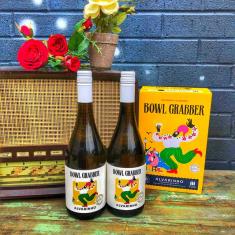 Bowlgrabber premium wine street food shoreditch